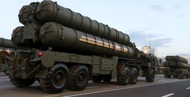 L'achat de missiles russes s-400 par la turquie en bonne voie