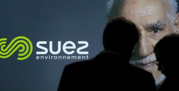 Suez: l'eau en europe freine la croissance organique du premier semestre