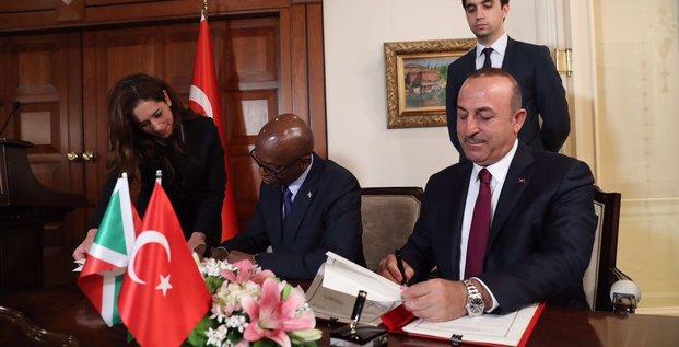 Turquie-Burundi