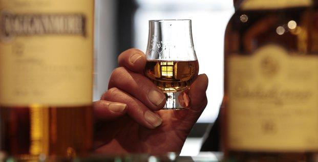 Scotch Whisky écossais