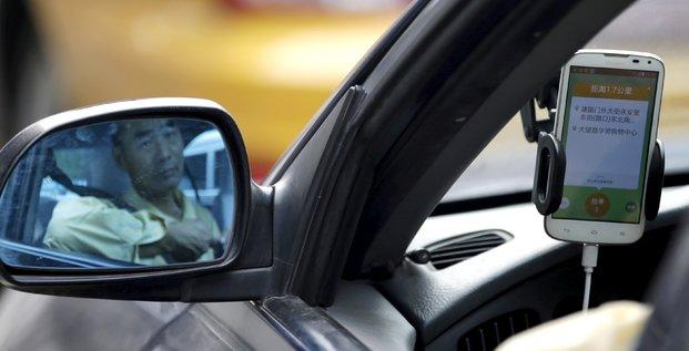 Chauffeur VTC Didi