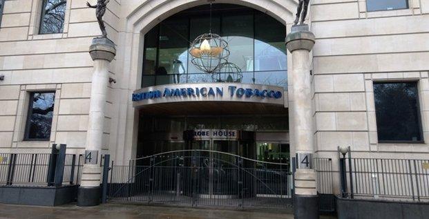British American Tobacco siège Londres