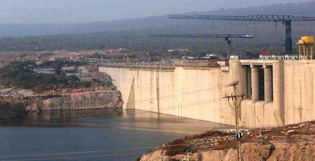 Barrage hydroélectrique Angola