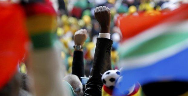 Coupe du monde public foule afrique du sud football