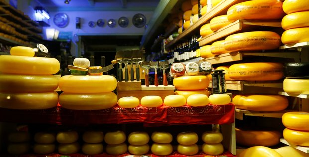 Fromage cheese agroalimentaire lait produits laitiers