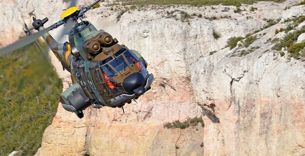 H215M Airbus Helicopters Roumanie