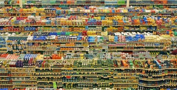 GMS commerce grande surface