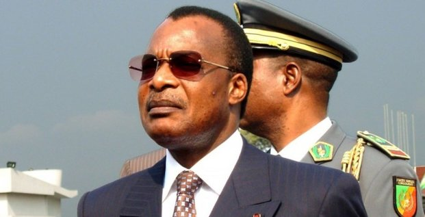 Sassou Nguesso en 2016