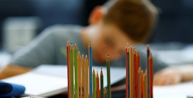 Budget de l'education nationale en hausse en 2018