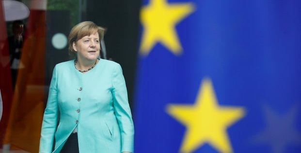Angela Merkel Union européenne UE Allemagne