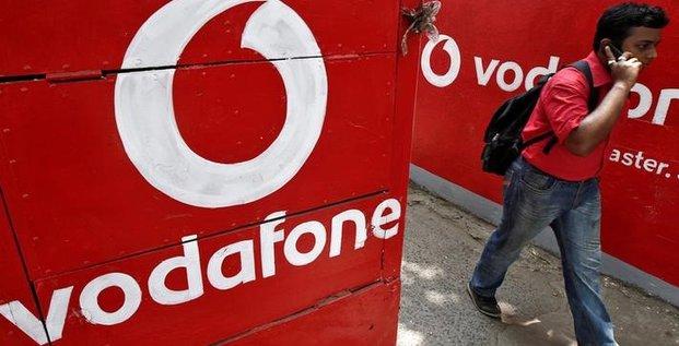 Vodafone publie une perte annuelle de 6,1 milliards d'euros