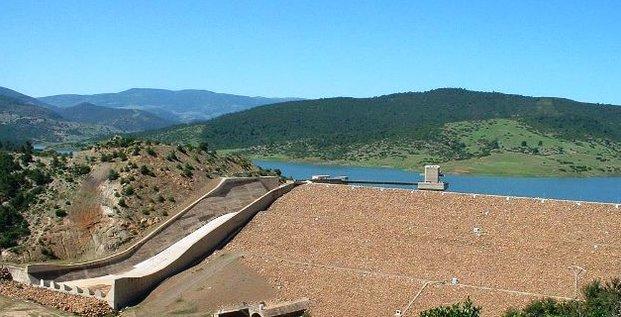 barrage Algérie