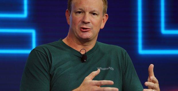 Brian Acton, co-fondateur de WhatsApp, a annoncé son départ