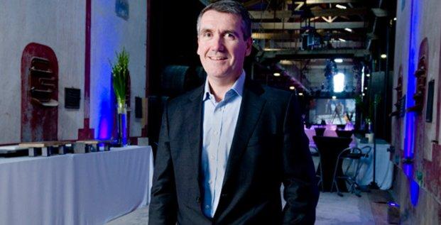 Aongus Hegarty, président de la zone EMEA (Europe/Moyen-Orient/Afrique) chez Dell EMC