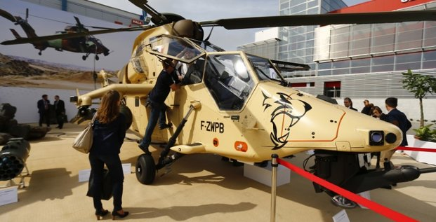 Berlin leve l'ordre d'immobilisation d'helicopteres tigre