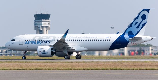 avion A320 airbus