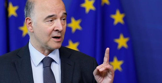 L'europe est le resultat d'un compromis, dit moscovici