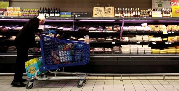 Recul inattendu de la consommation des menages en aout en france