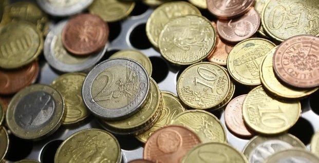 Inflation confirmee a +1,5% sur un an en zone euro