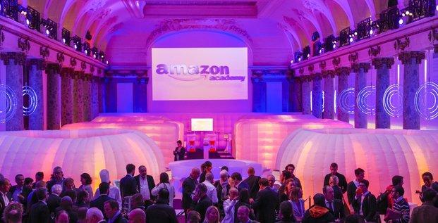 Amazon Academy encourage les PME