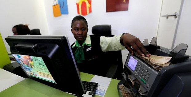 transfert d'argent mobile money Kenya