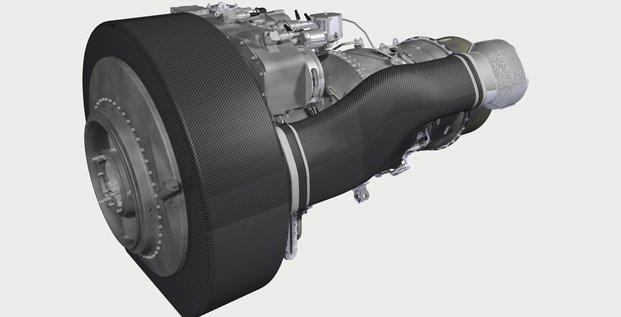 moteur Aneto Safran Helicopter Engines Leonardo