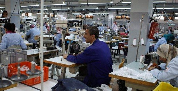 Tunisie textile industrie