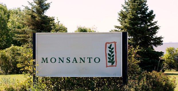 Monsanto annonce un profit grace aux semences de soja et de mais