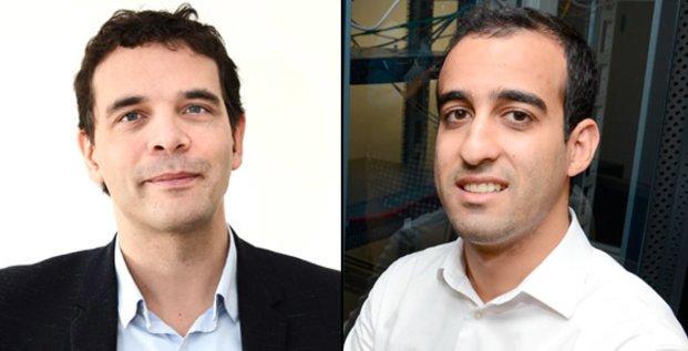 X. Facélina (Seclab) et M. Boumediance (Ziwit) préconisent la création d'un pôle régional dédié à Montpellier