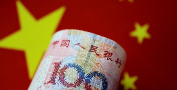 La chine pense atteindre sans probleme son objectif de croissance