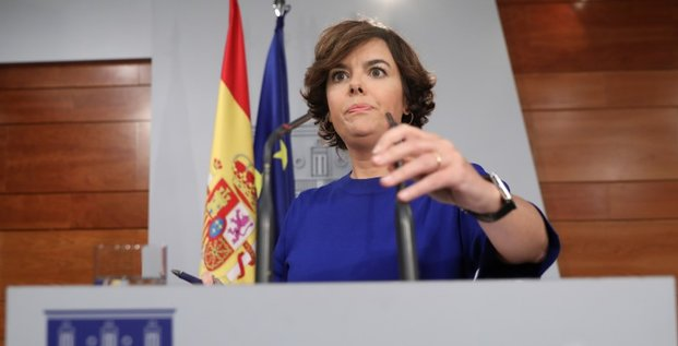 Madrid decidera mercredi de la reponse a apporter a la catalogne