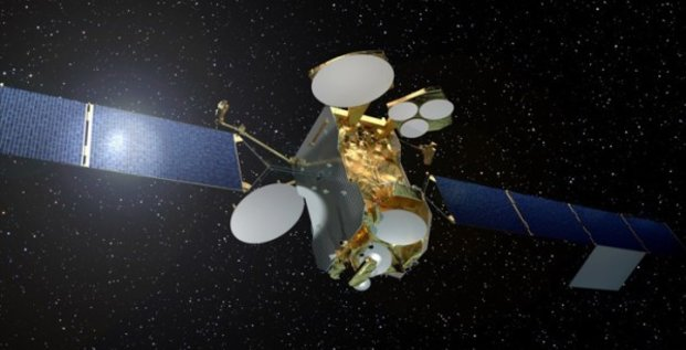 Eutelsat Airbus Space Systems satellite électrique