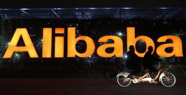 Alibaba: le chiffre d'affaires bat le consensus au 1er trimestre