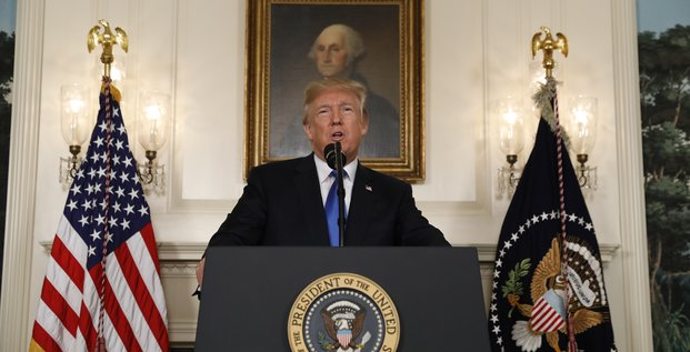 Trump choisit la confrontation avec l'iran