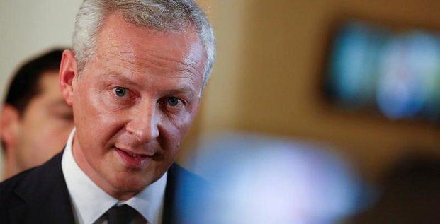 France: bruno le maire salue l'accord entre airbus et bombardier