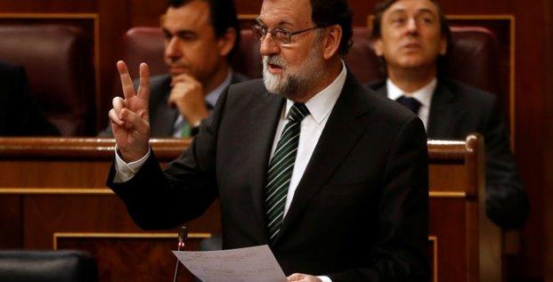 Catalogne: le gouvernement espagnol enclenchera samedi l'article 155