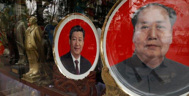 Xi Jinping obtient le même statut que Mao (PCC, Chine)