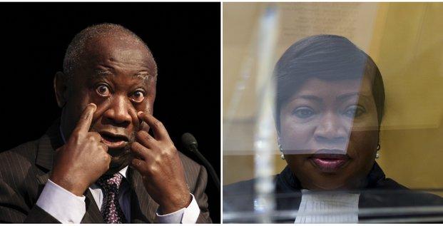 Collage Bensouda Gbagbo