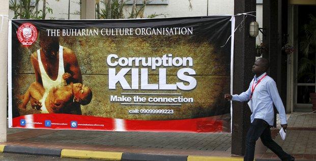 Corruption au Nigéria