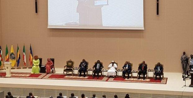 CEMAC Njamena Tchad