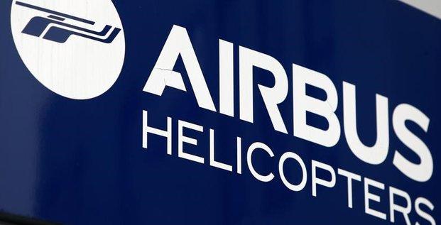 Airbus helicopters prudent sur la demande des petroliers