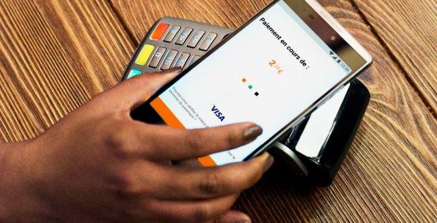 Orange Bank paiement smartphone