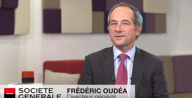Frédéric Oudéa Société Générale