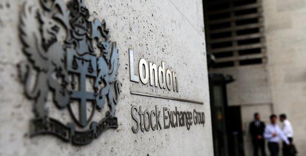 Bourse Londres London Stock Exchange