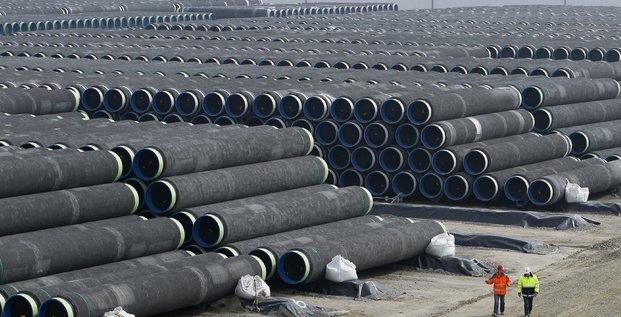 Nord Stream, pipeline, oléoduc, Russie, Sibérie, Europe,