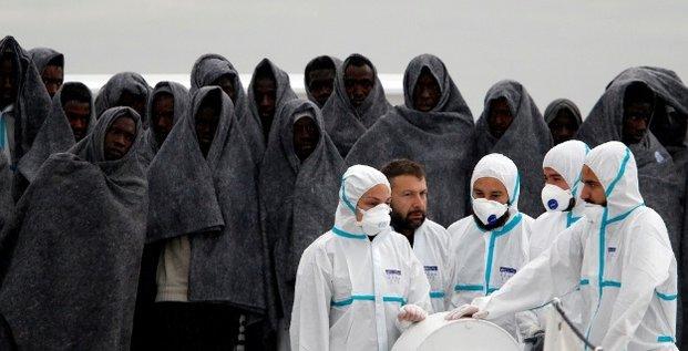 Migration immigration Afrique Italie