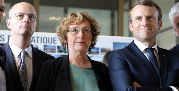 Muriel Pénicaud Blanquer Macron
