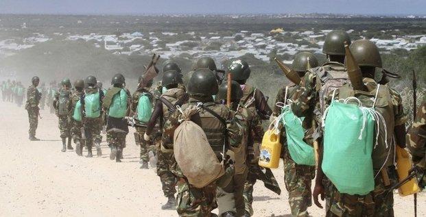 Mission ONU Somalie AMISOM