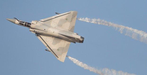 Mirage 2000-9, Emirats arabes unis, Dassault Aviation, chasseur, armée de l'air,
