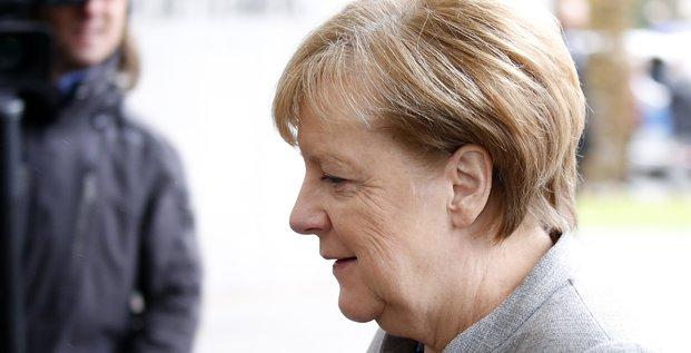 Merkel prefererait de nouvelles elections plutot qu'un gouvernement minoritaire